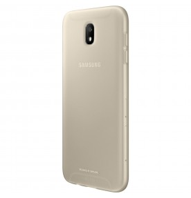 Husa Jelly Cover Samsung Galaxy J7 (2017), Gold