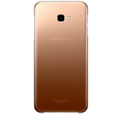 Husa Gradation Cover Samsung Galaxy J4 Plus (2018), Gold