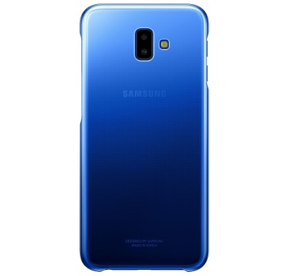 Husa Gradation Cover Samsung Galaxy J6 Plus (2018), Blue