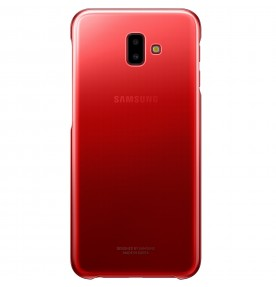 Husa Gradation Cover Samsung Galaxy J6 Plus (2018), Red