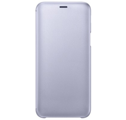 Husa Flip Wallet Samsung Galaxy J6 (2018), Violet