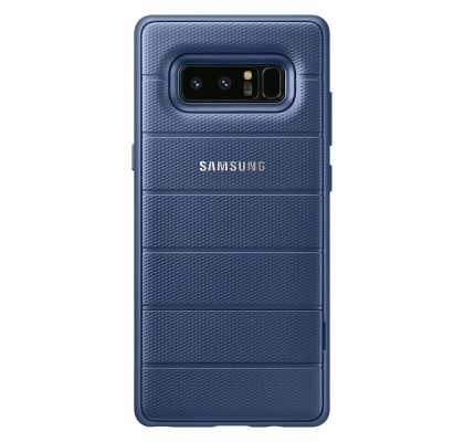 Husa Protective Standing Cover Samsung Galaxy Note 8, Deep Blue