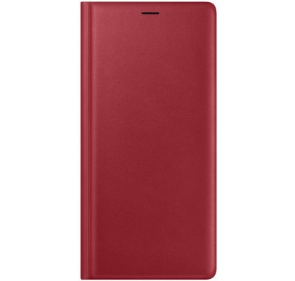 Husa Leather Wallet Cover Samsung Galaxy Note 9, Red