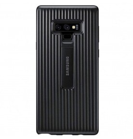 Husa Protective Standing Cover Samsung Galaxy Note 9, Black