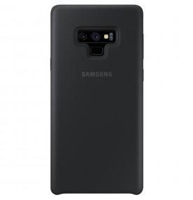 Husa Silicone Cover pentru Samsung Galaxy Note 9, Black