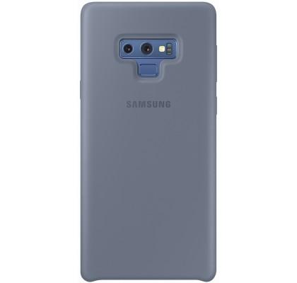 Husa Silicone Cover pentru Samsung Galaxy Note 9, Blue