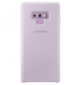 Husa Silicone Cover pentru Samsung Galaxy Note 9, Lavender