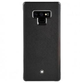 Husa Protective Cover Montblanc Sartorial pentru Samsung Galaxy Note9, Black