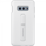 Husa Protective Standing Cover Samsung Galaxy S10E, White