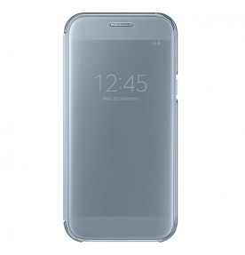 Husa Clear View Cover Samsung Galaxy A5 (2017), Blue