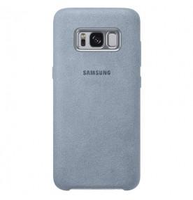 Husa Alcantara Cover pentru Samsung Galaxy S8, Mint