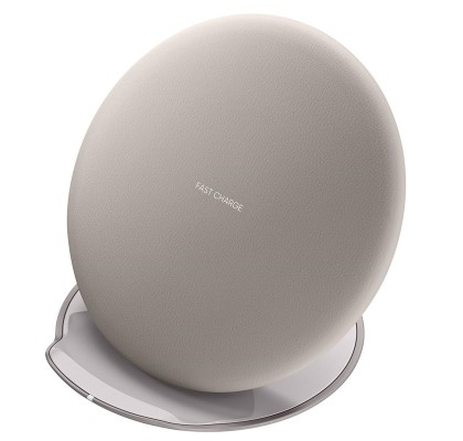 Incarcator wireless Samsung, Convertibil, Fast Charger, Brown