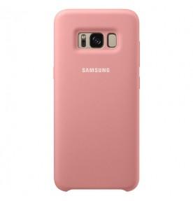 Husa Silicone Cover pentru Samsung Galaxy S8 Plus, Pink