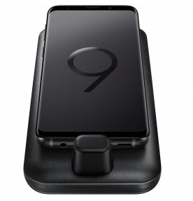 Samsung Dex Pad pentru Galaxy S9 | S9 Plus, incarcator inclus, Black