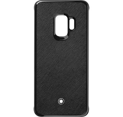 Husa Protective Cover Montblanc Sartorial pentru Samsung Galaxy S9, Black