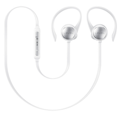 Casti audio Samsung Level Active Running, Bluetooth, White