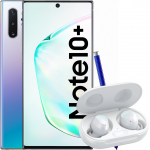Pachet PROMO Samsung: Galaxy Note 10+, 512GB, 4G, White & Galaxy Buds+, White