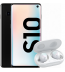 Pachet PROMO Samsung: Galaxy S10, 128GB, Black & Galaxy Buds+, White