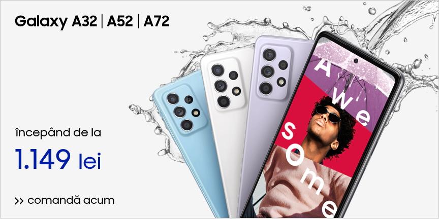 Galaxy A32 | A52 | A72