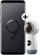 Telefon mobil Samsung G965 Galaxy S9 Plus, Dual SIM, 64GB, LTE, Black
