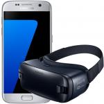 Pachet Promo Samsung: Galaxy S7, 32GB, 4G, Silver + Gear VR (2016)