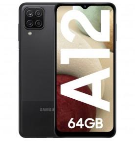 Samsung Galaxy A12, Dual SIM, 64GB, 4G, Black