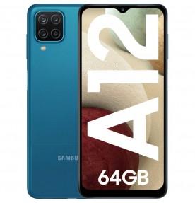 Samsung Galaxy A12, Dual SIM, 64GB, 4G, Blue