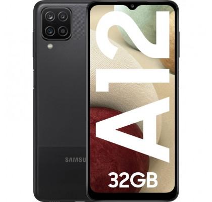 Samsung Galaxy A12, 32GB, Dual SIM, 4G, Black