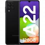 Samsung Galaxy A22, 4G, 128GB, 4GB RAM, Dual SIM, Black