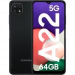 Samsung Galaxy A22, 5G, 64GB, 4GB RAM, Dual SIM, Gray