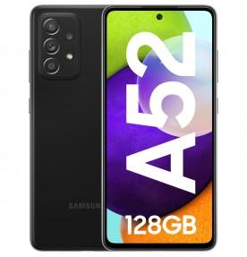 Samsung Galaxy A52 (2021), 128GB, 6GB RAM, Dual SIM, 5G, Black