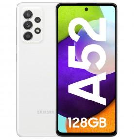 Samsung Galaxy A52 (2021), 128GB, 6GB RAM, Dual SIM, LTE, White