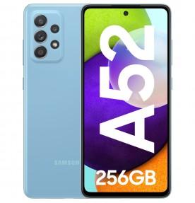 Samsung Galaxy A52 (2021), 256GB, 8GB RAM, Dual SIM, LTE, Blue