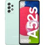 Samsung Galaxy A52s 5G, 128GB, 6GB RAM, Dual SIM, Awesome Mint