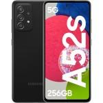 Samsung Galaxy A52s 5G, 256GB, 8GB RAM, Dual SIM, Awesome Black