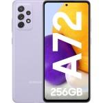 Samsung Galaxy A72 (2021), 256GB, 8GB RAM, Dual SIM, 4G, Violet