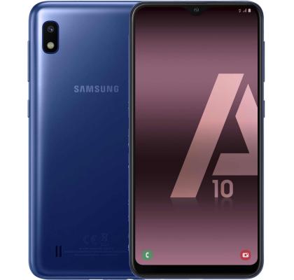 Telefon mobil Samsung Galaxy A10, Dual SIM, 32GB, LTE, Blue