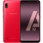 Telefon mobil Samsung Galaxy A10, Dual SIM, 32GB, LTE, Red