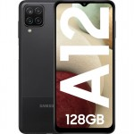 Samsung Galaxy A12, Dual SIM, 128GB, 4G, Black