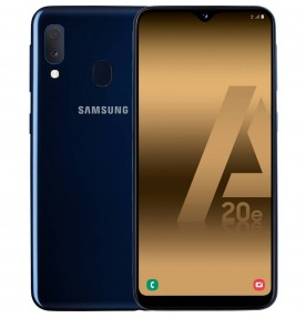 Telefon mobil Samsung Galaxy A20e, Dual SIM, 32GB, LTE, Blue