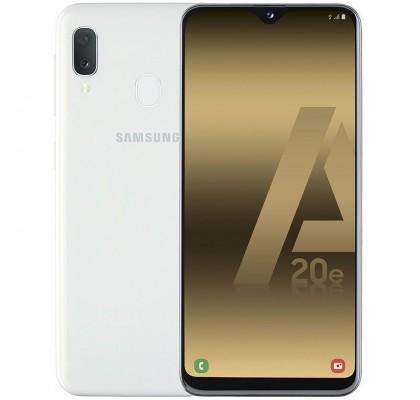Telefon mobil Samsung Galaxy A20e, Dual SIM, 32GB, LTE, White