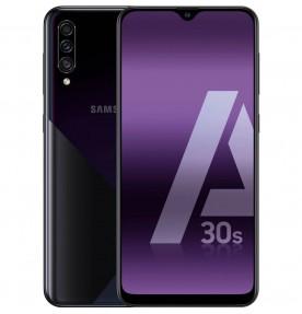 Telefon mobil Samsung Galaxy A30s, Dual SIM, 64GB, LTE, Black