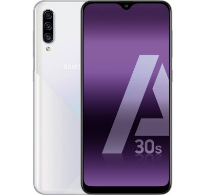 Telefon mobil Samsung Galaxy A30s, Dual SIM, 64GB, LTE, White