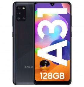 Telefon mobil Samsung Galaxy A31 (2020), 128GB, 4GB RAM, Dual SIM, LTE, Prism Crush Black