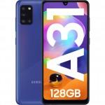 Telefon mobil Samsung Galaxy A31 (2020), 128GB, 4GB RAM, Dual SIM, LTE, Prism Crush Blue