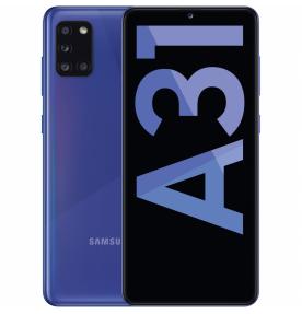 Telefon mobil Samsung Galaxy A31 (2020), 64GB, 4GB RAM, Dual SIM, LTE, Prism Crush Blue