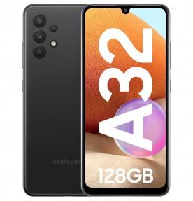 Samsung Galaxy A32, 4G, 128GB, 4GB RAM, Dual SIM, Awesome Black