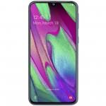 Telefon mobil Samsung Galaxy A40, Dual SIM, 64GB, LTE, Black