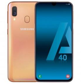 Telefon mobil Samsung Galaxy A40, Dual SIM, 64GB, LTE, Coral