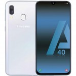 Telefon mobil Samsung Galaxy A40, Dual SIM, 64GB, LTE, White